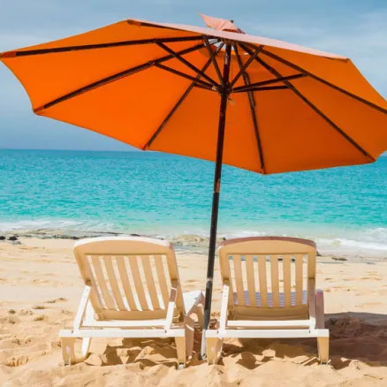 Beach Umbrella Manufacturer in Delhi
