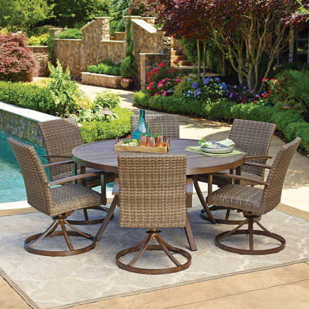 Patio Dining Set Manufacturer in Delhi
