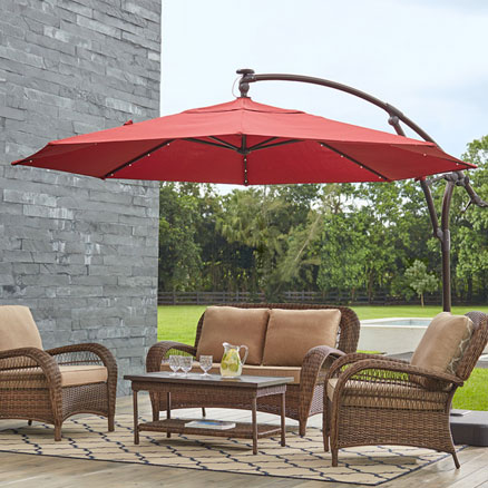 Patio Umbrella Manufacturer in Delhi